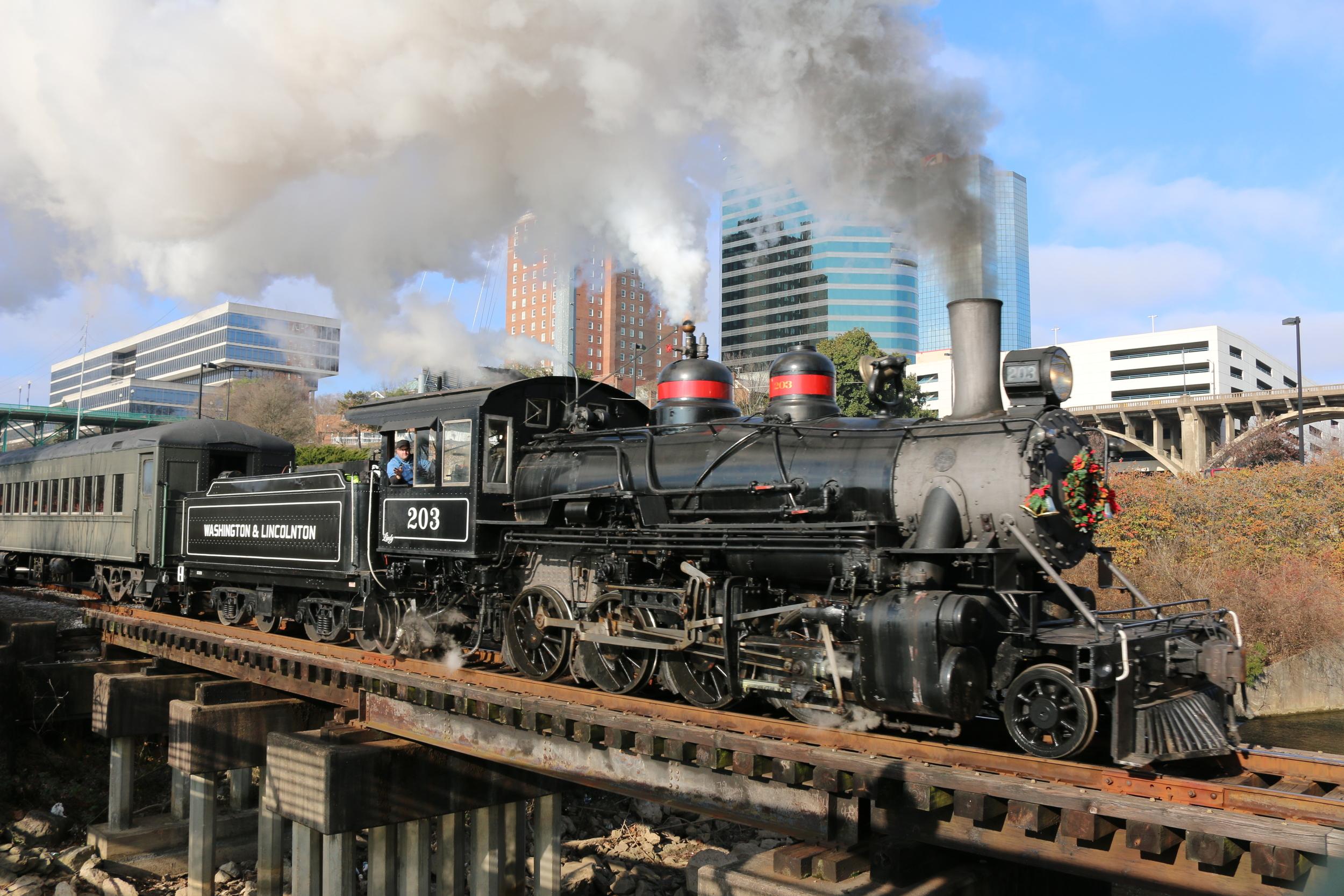 3RR Steam Engines 101