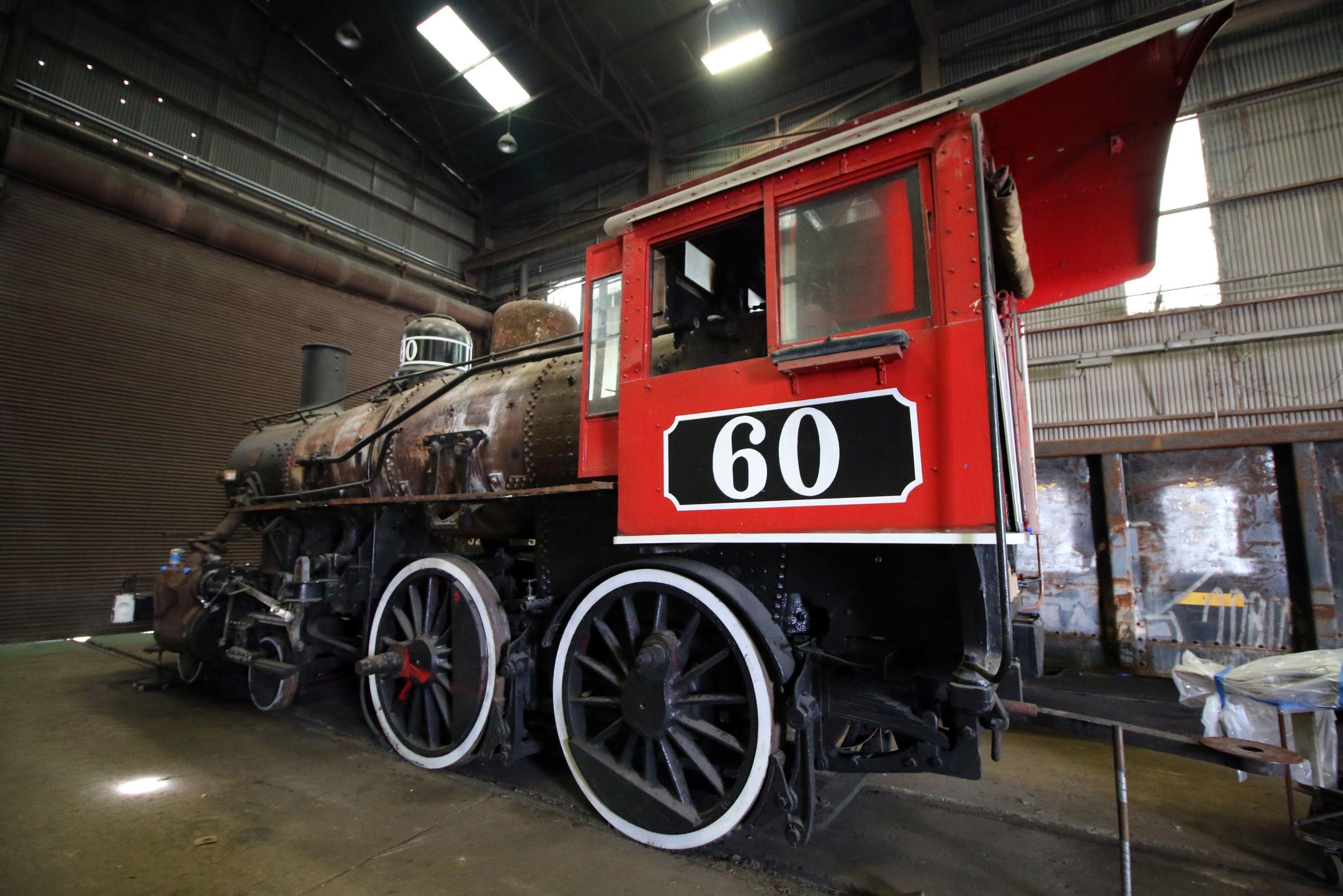 3RR No 60 The Texas II