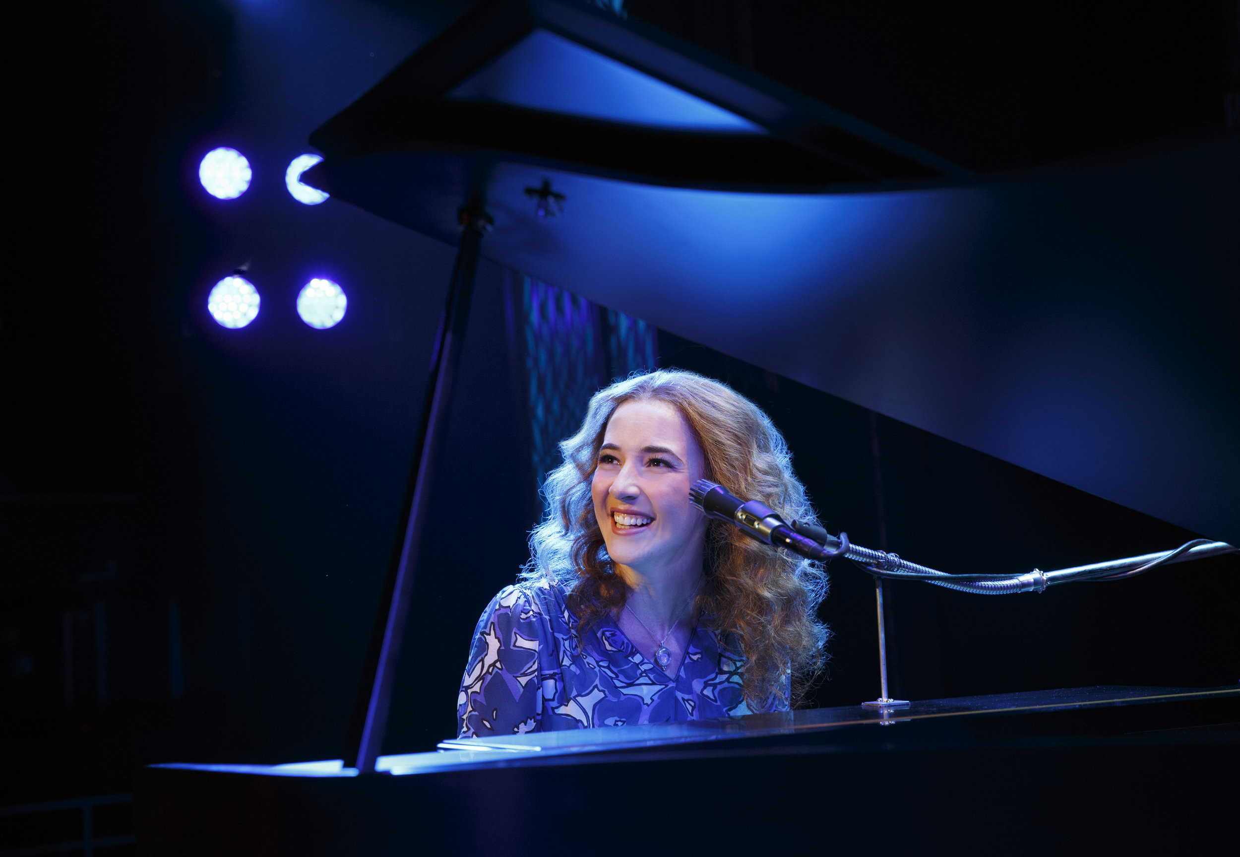 Earlier this week I went to see Beautiful: the Carole King Musicaland I was blown away. Shows are selling out fast for this weekend, but there are still some seats available. Find tickets and showtimes right here. -
