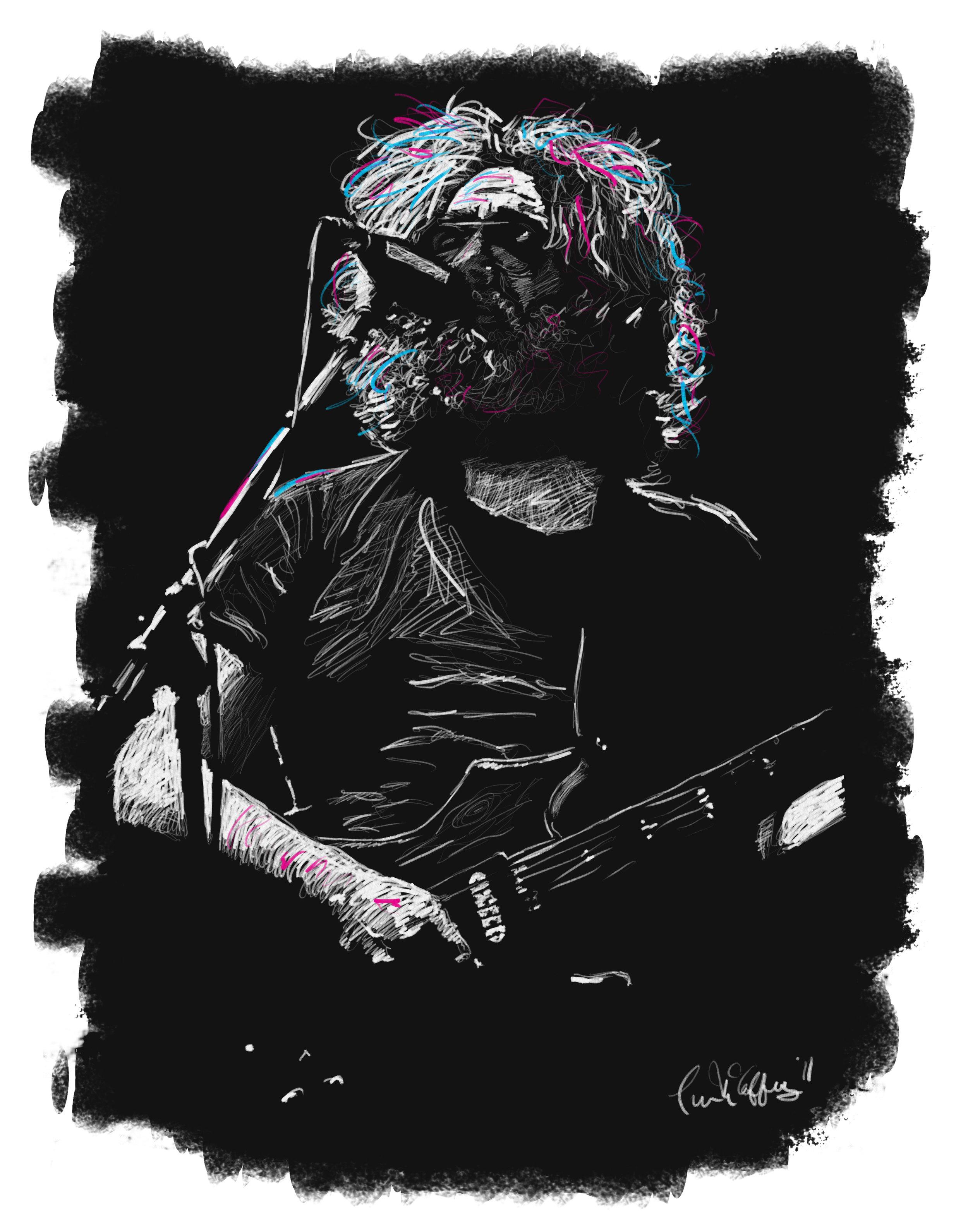 Jerry Garcia - Grateful Dead