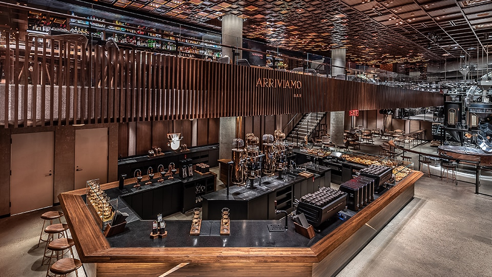 STARBUCKS RESERVE ROASTERY (NEW YORK)
