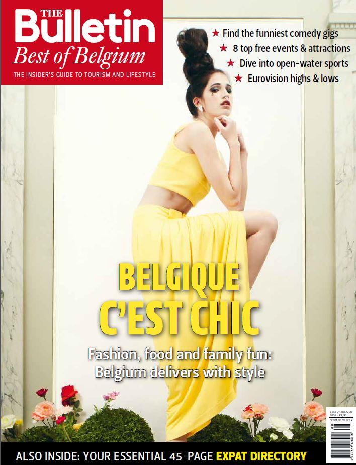 Best of Belgium: deputy editor