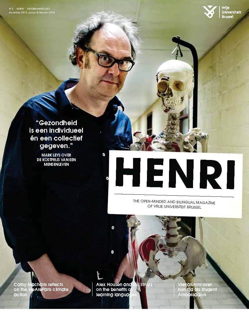 Henri: subeditor, writer, translator