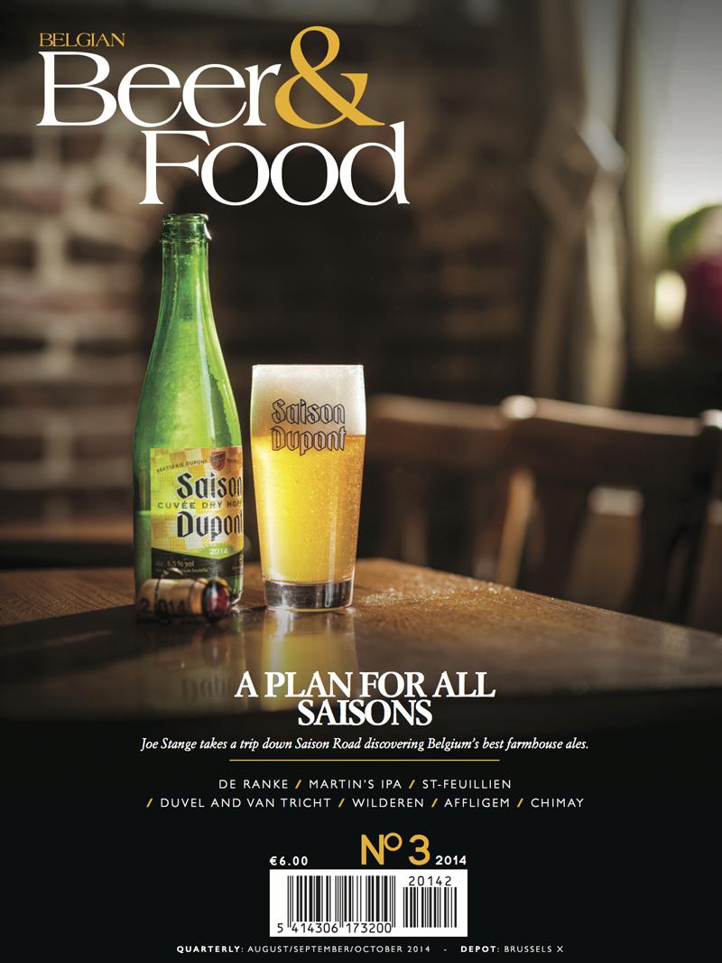 Belgian Beer & Food: subeditor
