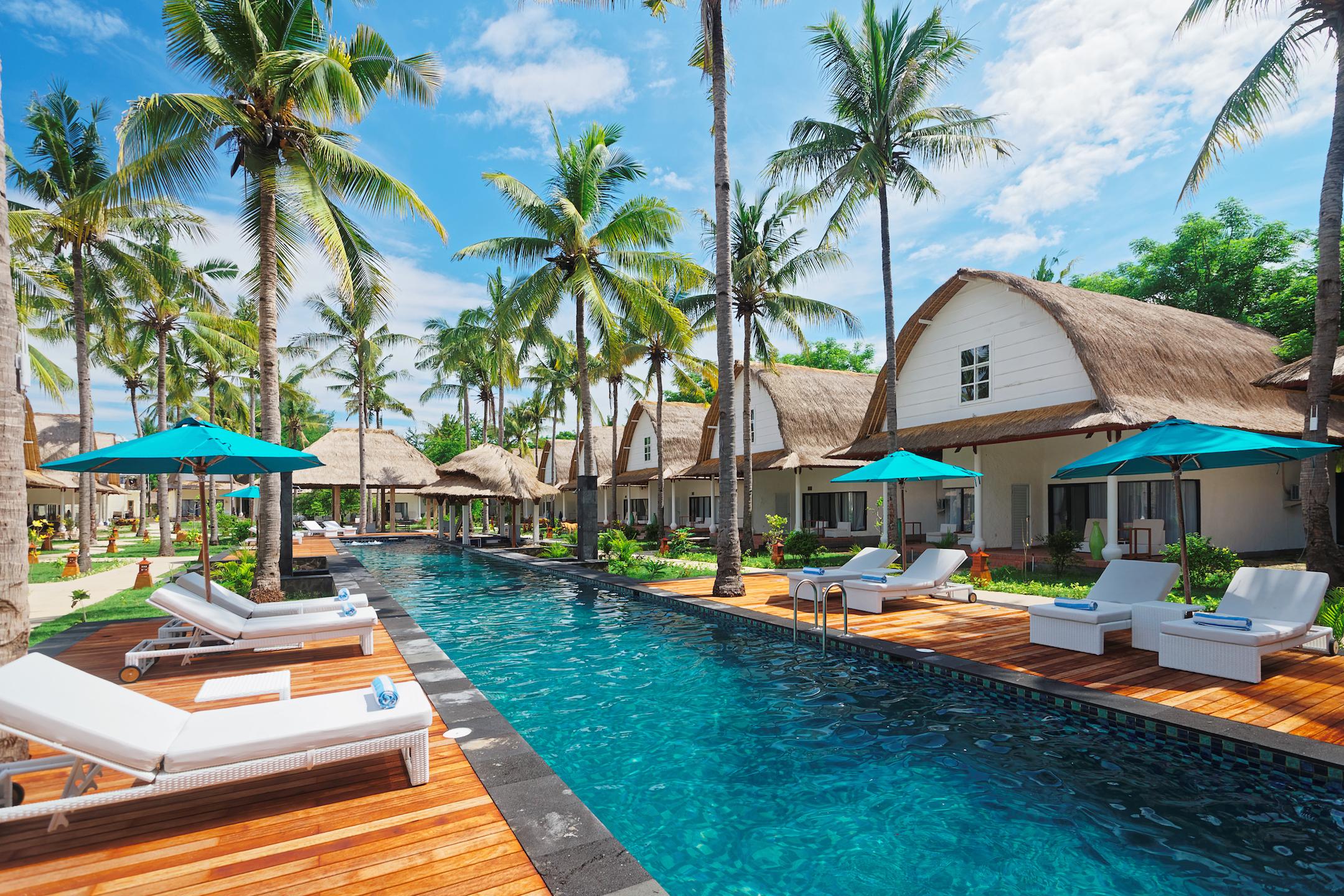 Jambuluwuk Hotels & Resorts, Indonesia