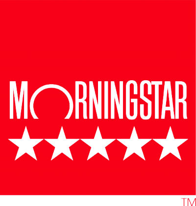 Morningstar Overall Rating As of 31/10/2017