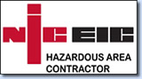 NIC EIC Hazardous area installer