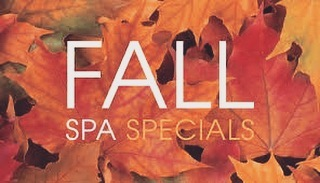 Ladies, Sisters, Moms & Besties!  It's feeling like fall is officially here, and what better way to welcome the coziest season, than to plan a warm visit to the spa with a bestie, sister, mom or man.  Enjoy a relaxing spa service or two, and catch up over a hot tea latte or cappuccino ☕️ Next week only, visit us with a friend, and you'll each receive 20% off your spa treatments*! Availability is limited so be sure to call or email now to reserve your appointment times!  Oct. 8th – 12th, spa appointments only, *$40 value or more.