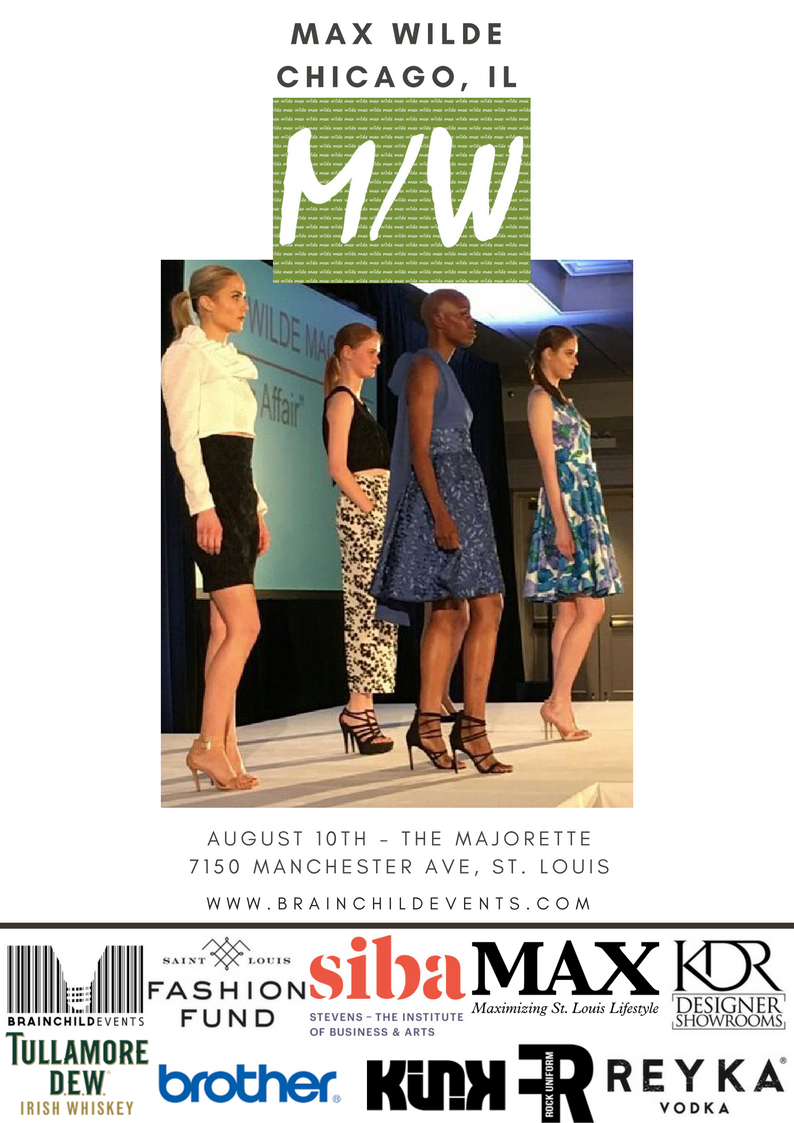 Max Wilde To Showcase Designs To A New Audience On Pins And Needles Brainchild Events