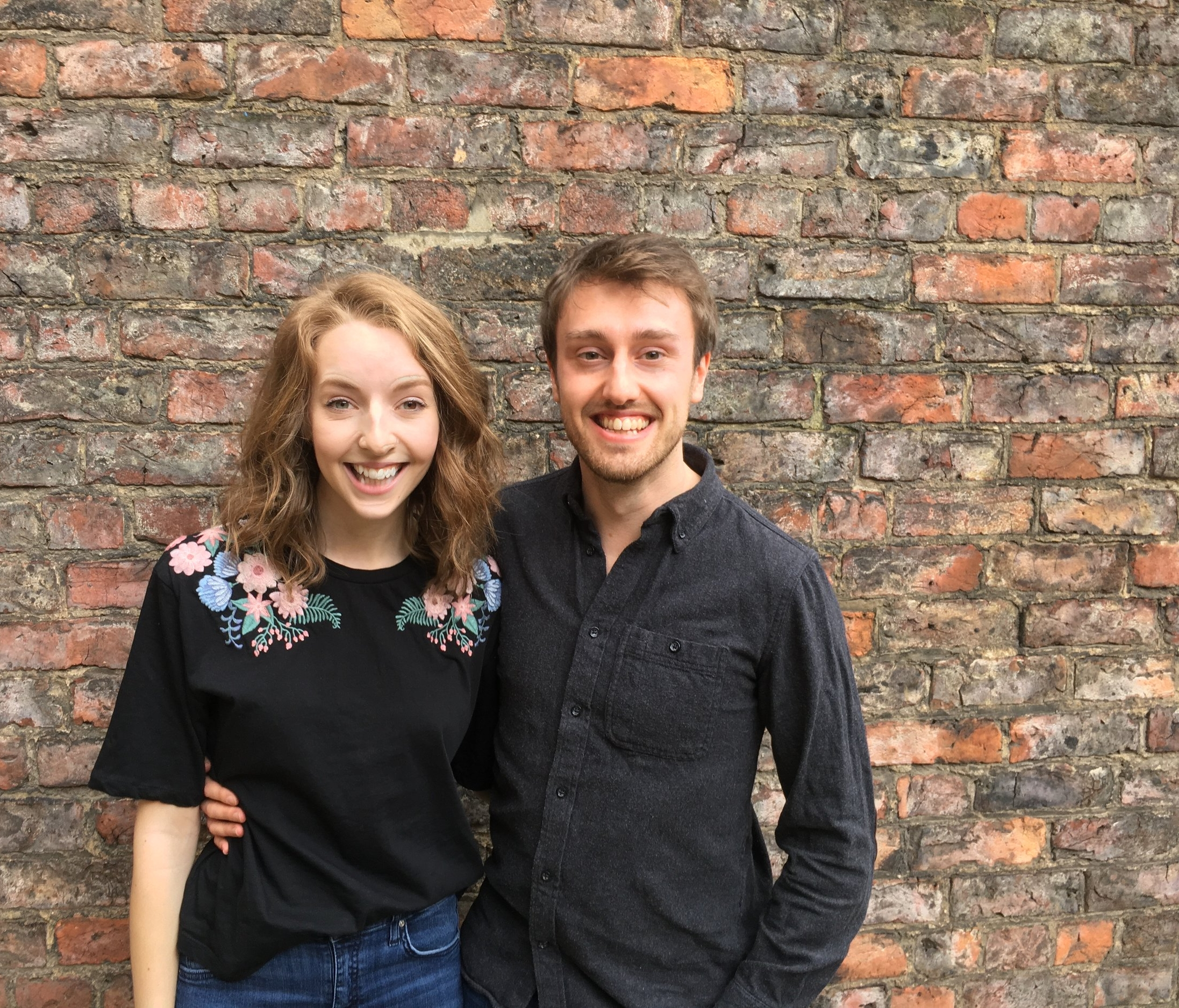 Holly & Ben Walker - Holly & Ben Walker are the G2 City service leaders, working with a wider team, and Christian Selvaratnam, who is the ordained leader of G2.Leadership teams