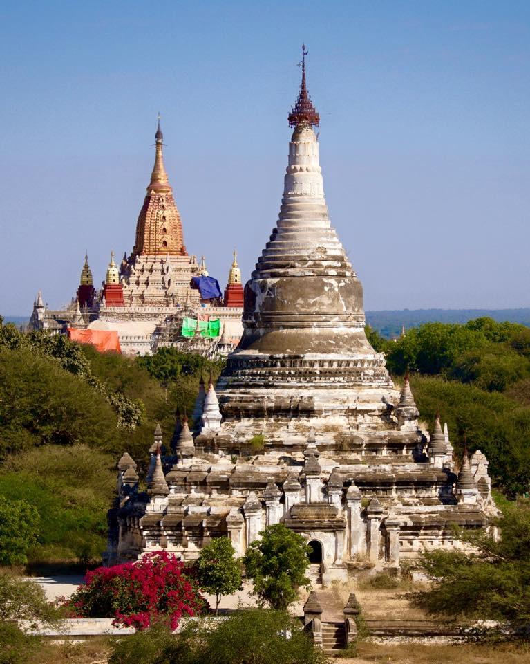 Old Bagan, Burma