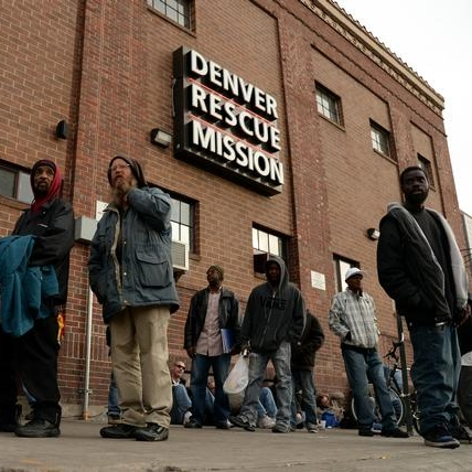 Denver Rescue Mission  is changing lives in the name of Christ by meeting people at their physical and spiritual points of need with the goal of returning them to society as productive, self-sufficient citizens. Learn more at  www.denverrescuemission.org .