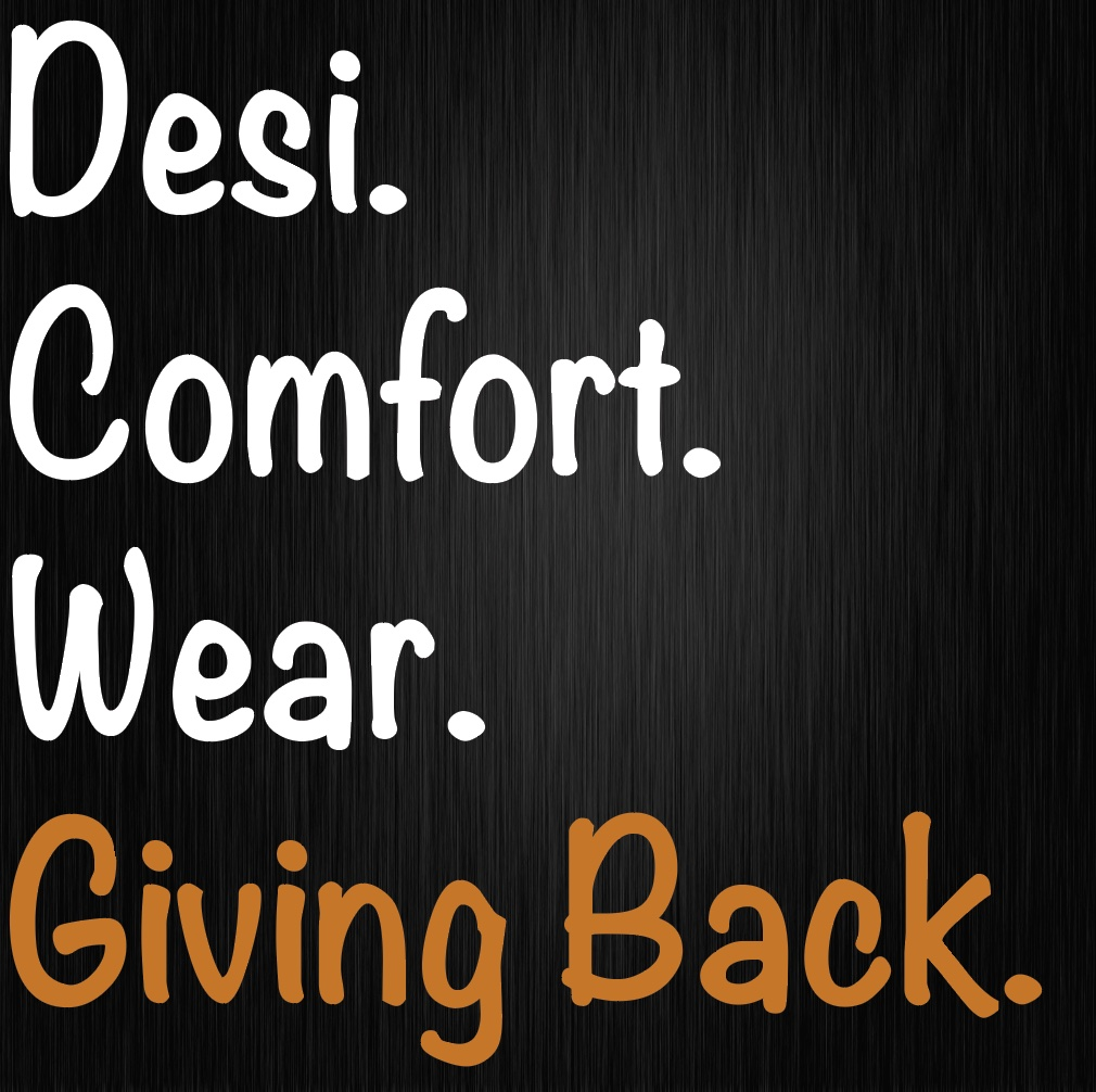 Desi-Comfort-Wear-GivingBack