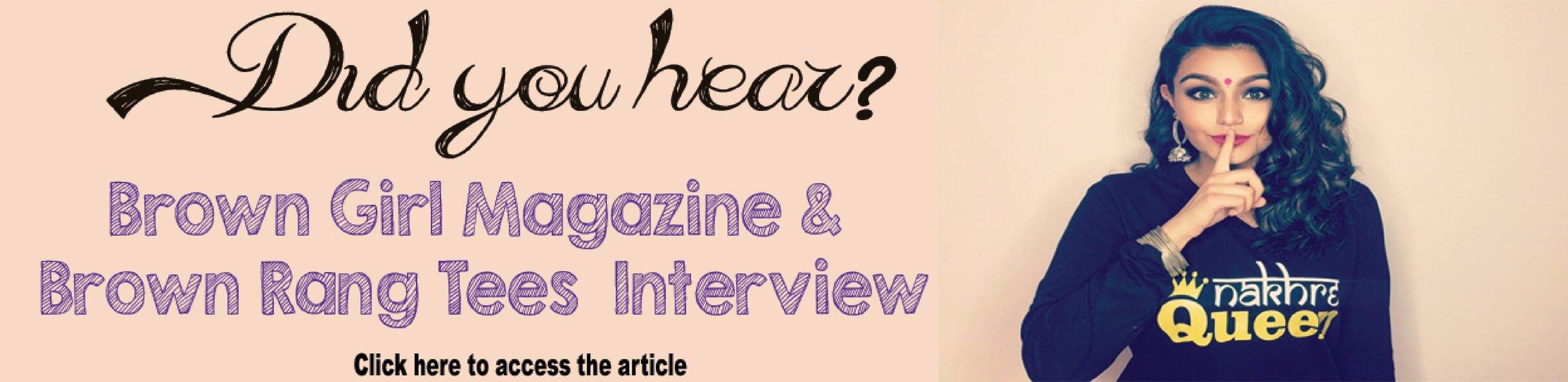 Brown-girl-magazine-brown-rang-tees-interview-desi