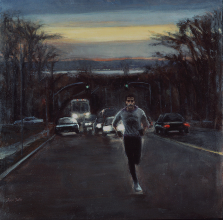 L. Rodriguez  - Distance Runner