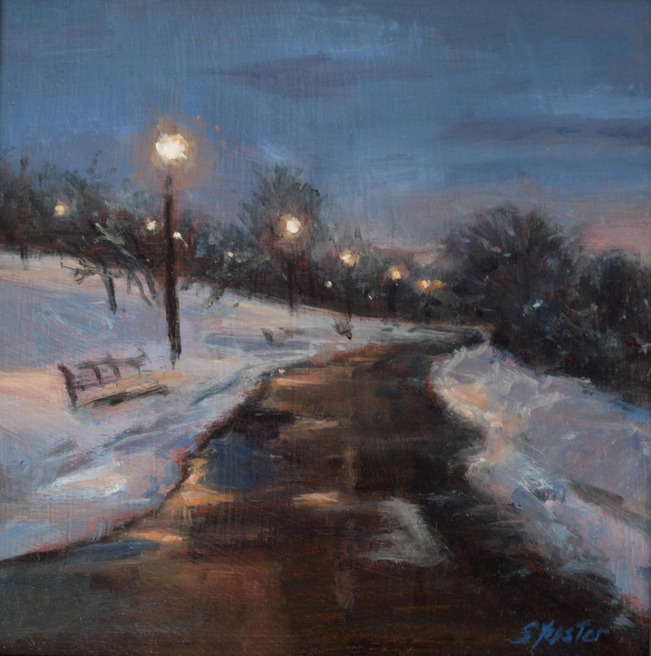 Silver Lake - Winter
