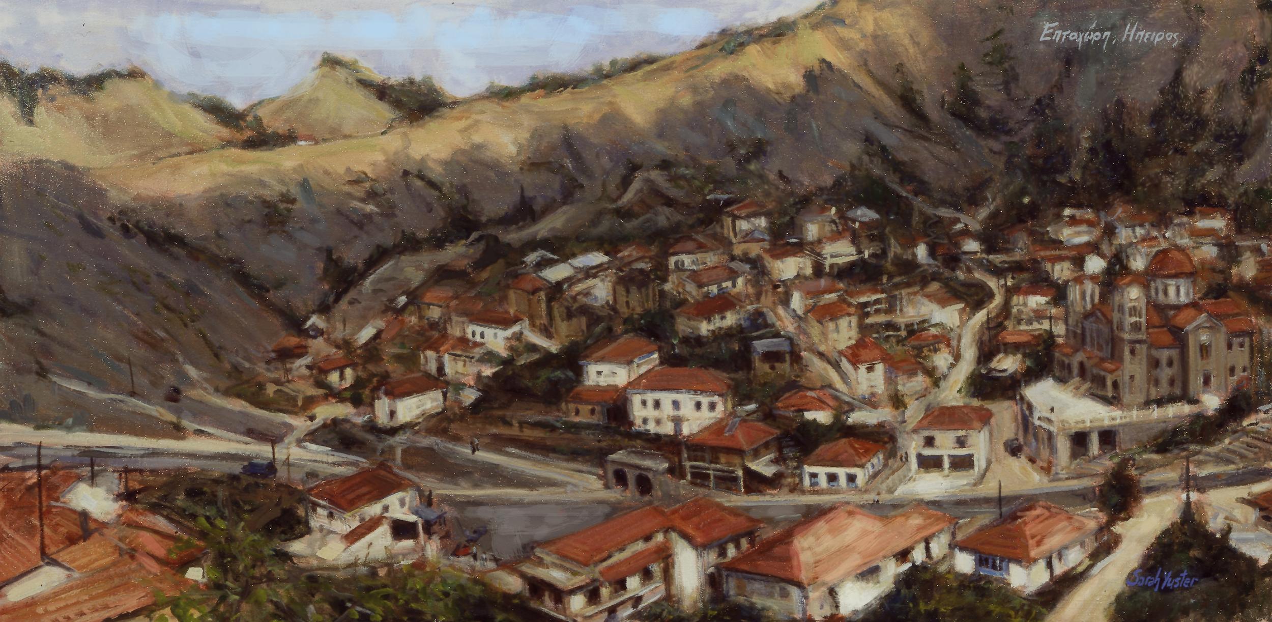 Eptachori, Epirus -  Greece