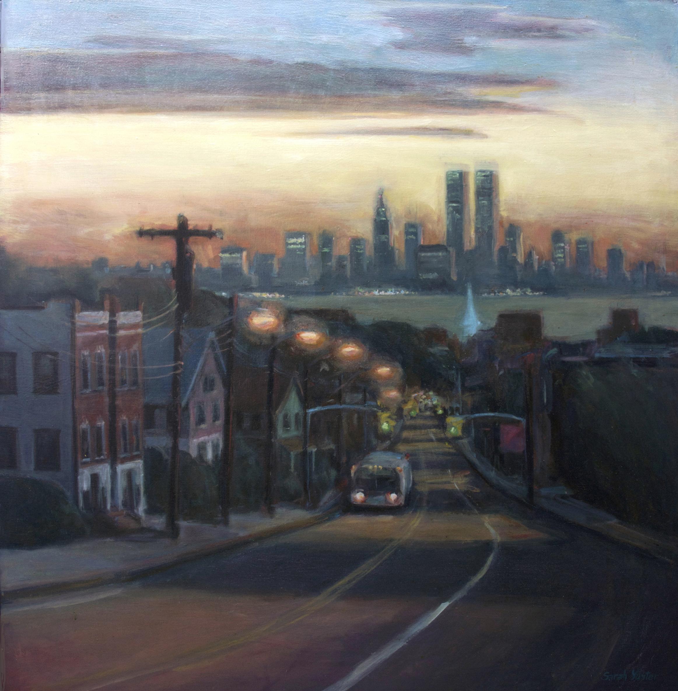 Victory Boulevard at Dawn