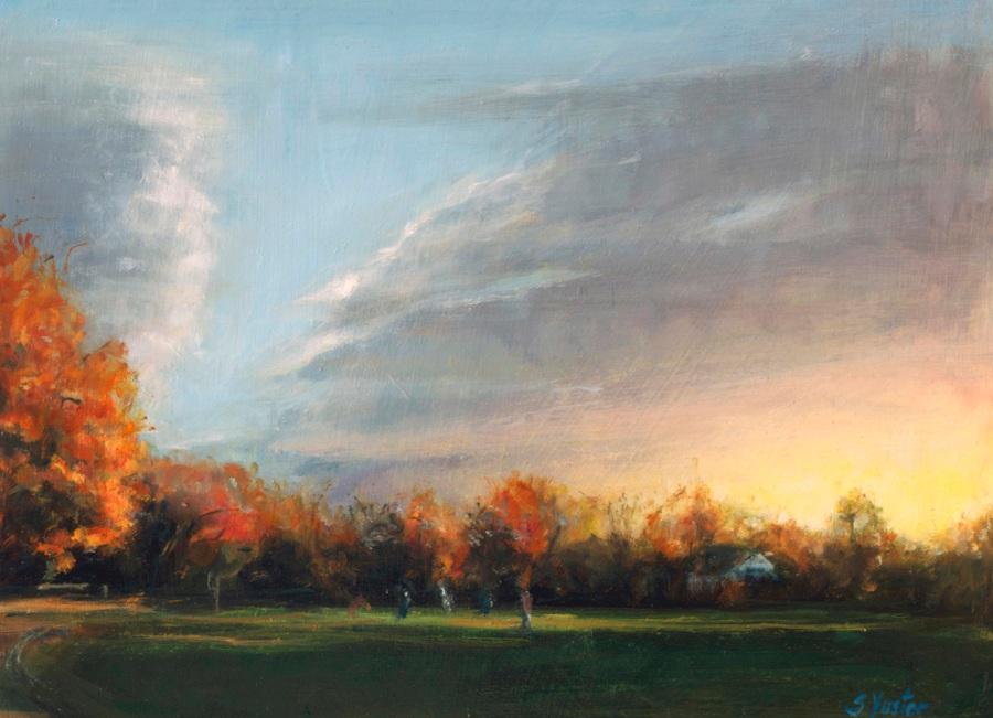 Royal Oak Field