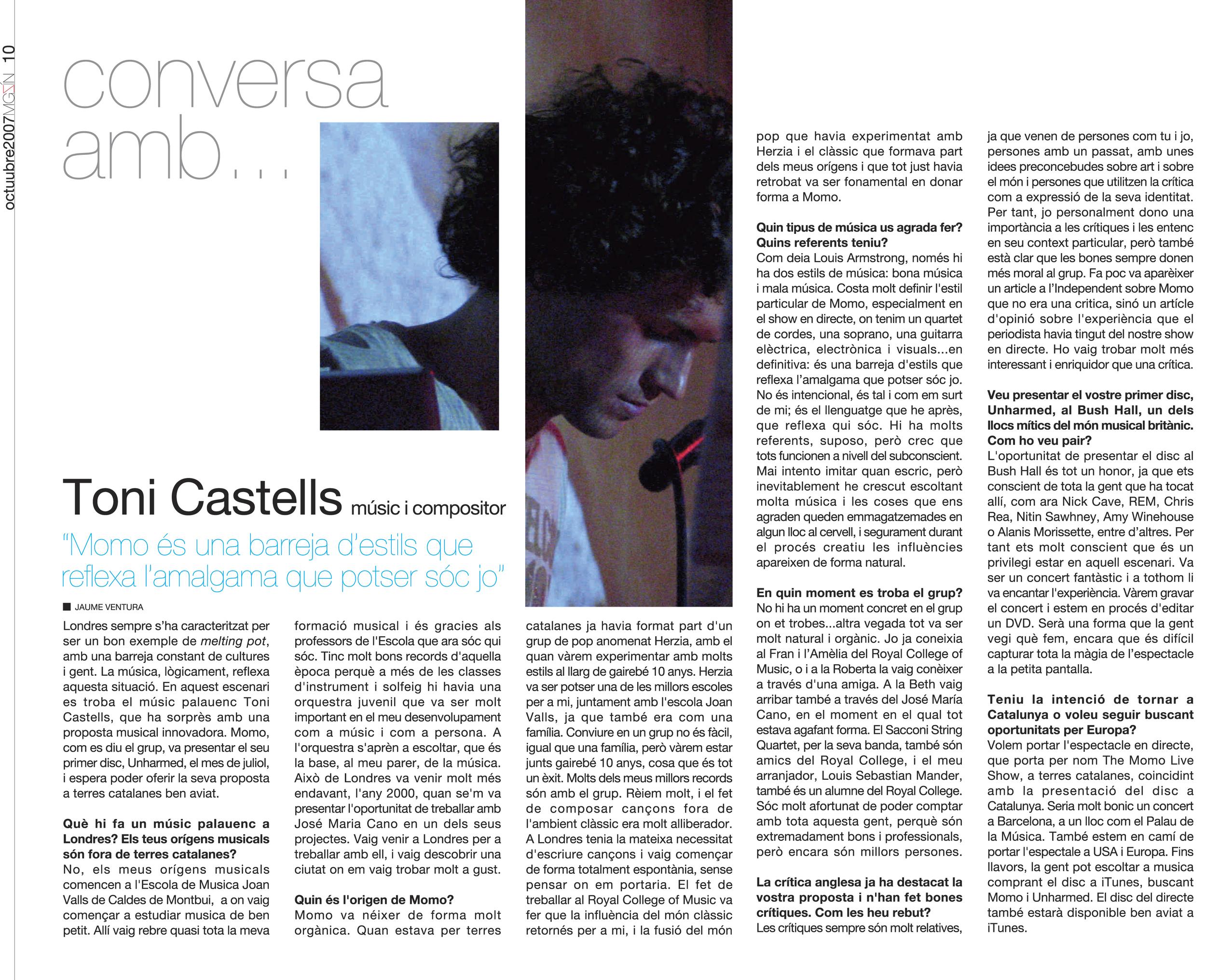Magazine Palau (2007)