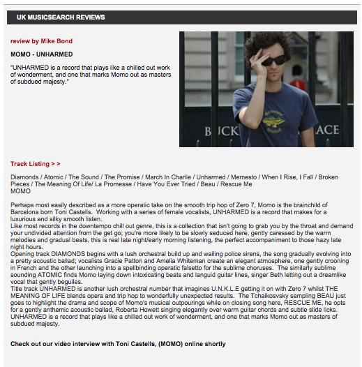UK Music Search (2006)