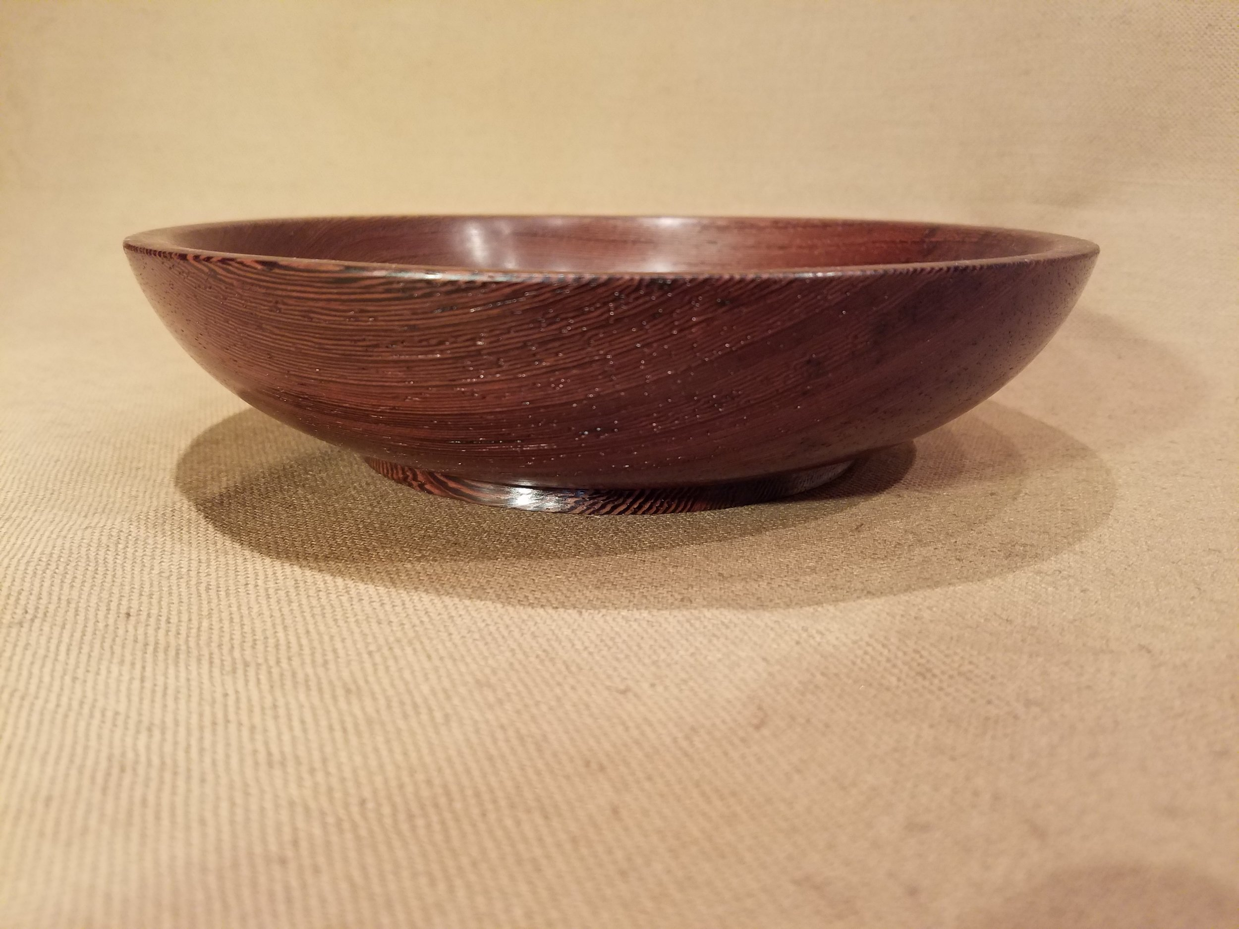 Everyday Wenge Bowl