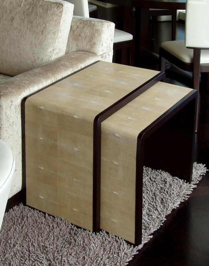 Nesting Side Tables from CSI Collection