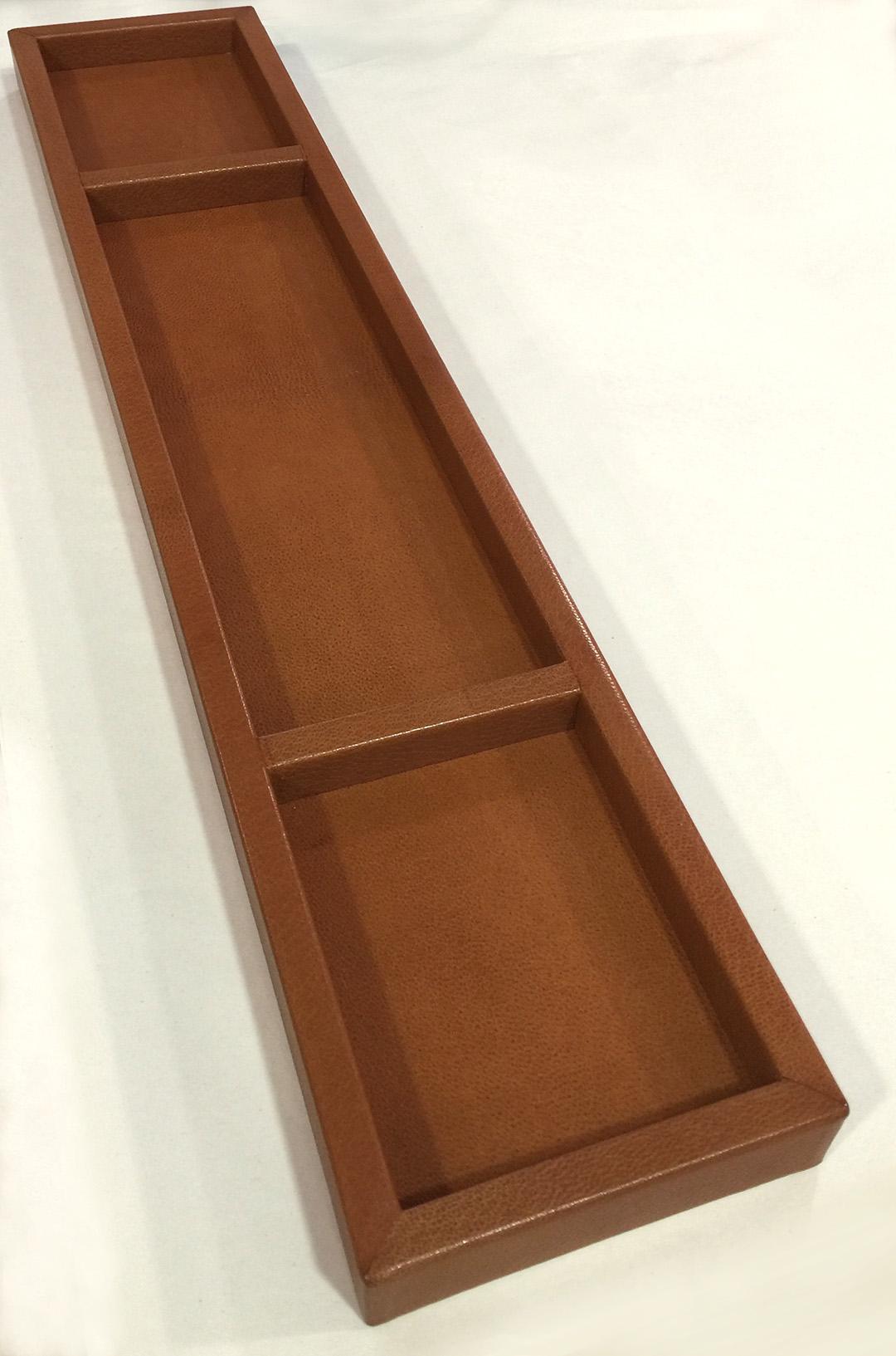 Chestnut Brown Drawer Insert