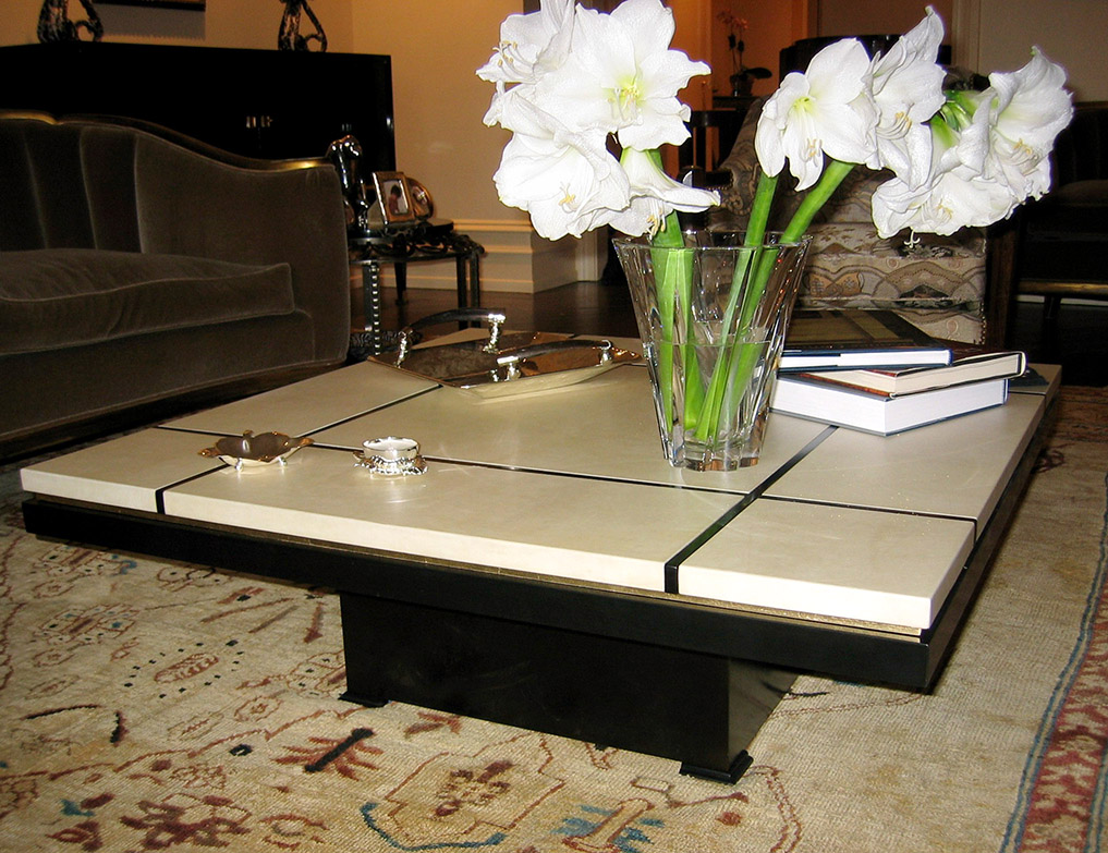 Arbus Style Coffee Table