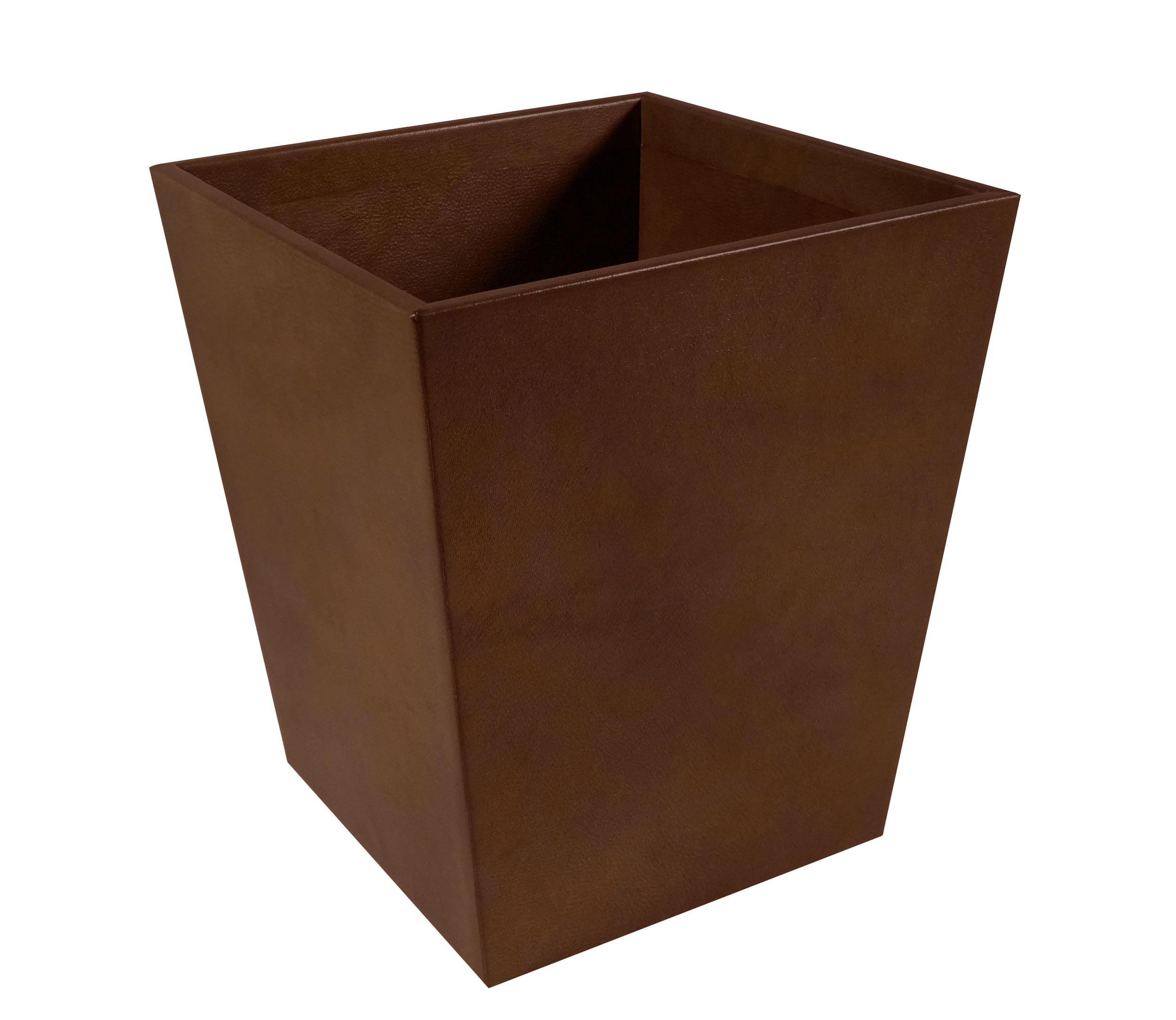 Brown Goastskin Wastebasket.jpg