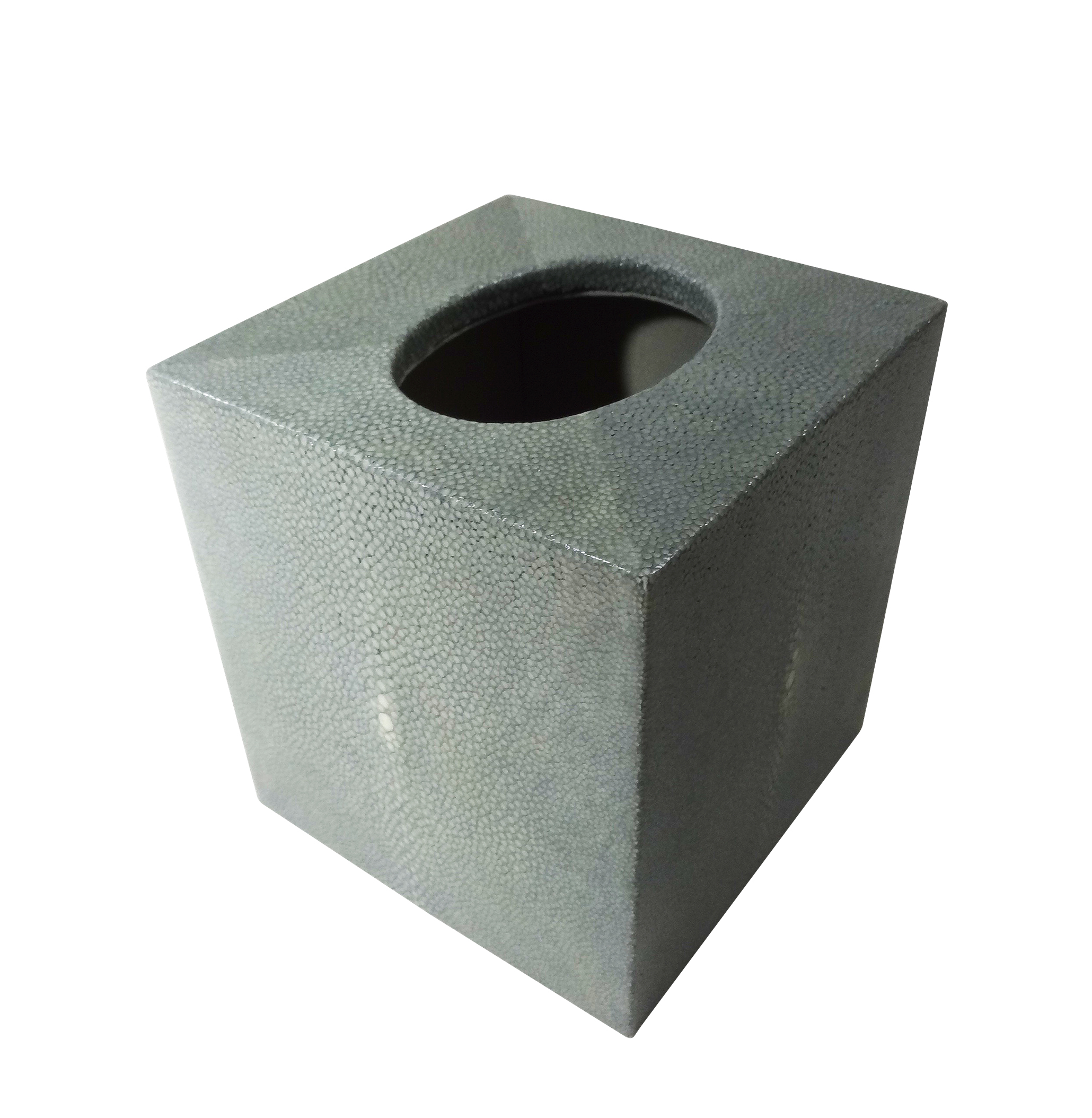 Shagreen Boutique Tissue Box