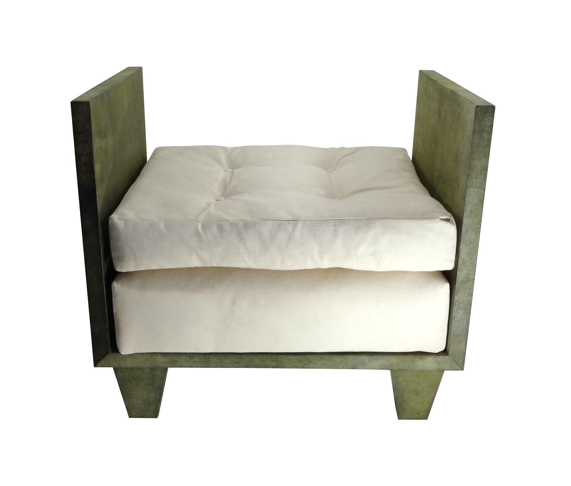 Green JMF Style Bench
