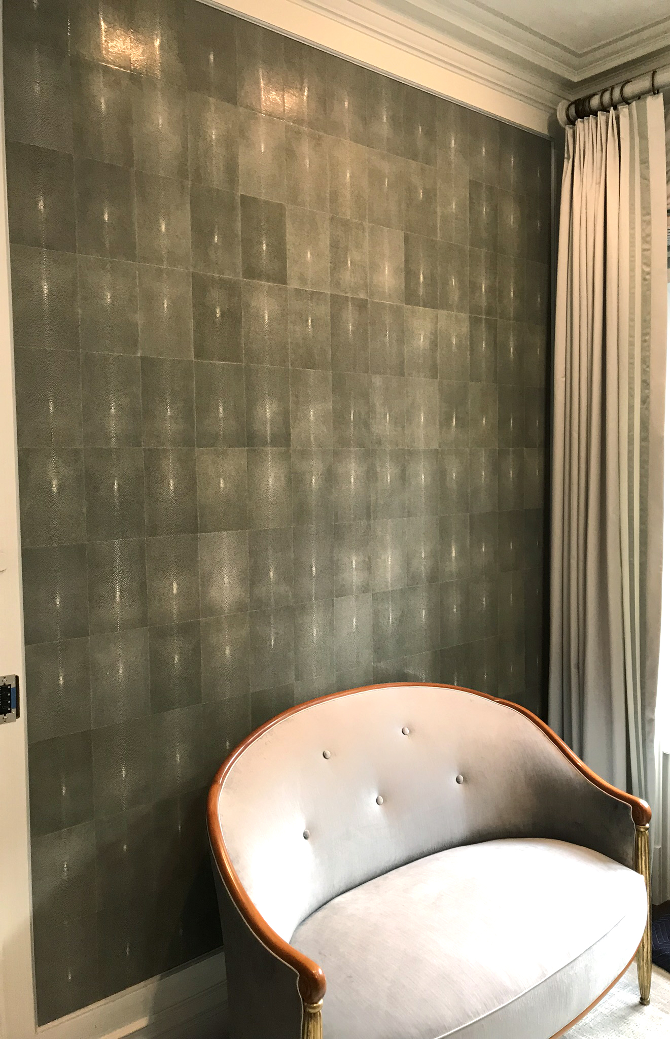 Shagreen Office Walls