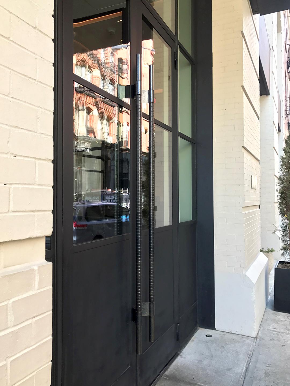 11 Howard Leather Door Pulls