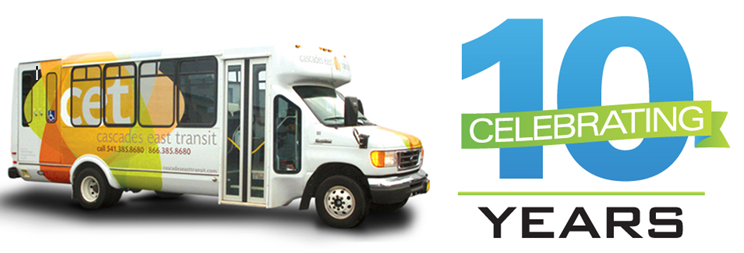 Ride the bus for FREE on October 2 and October 9 and log your trips as part of the Oregon Drive Less Challenge!