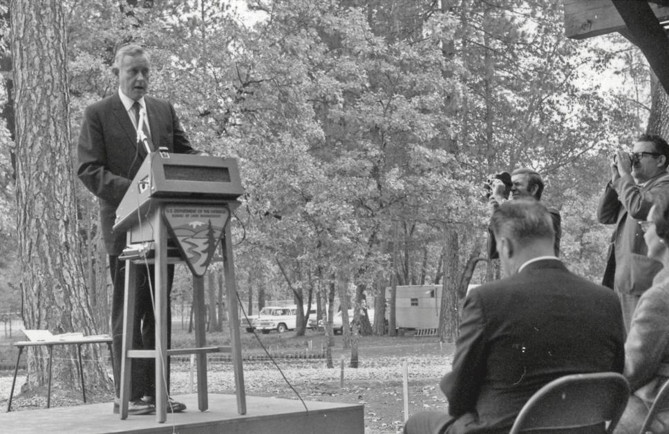 Photo of Governor McCall / Wikipedia