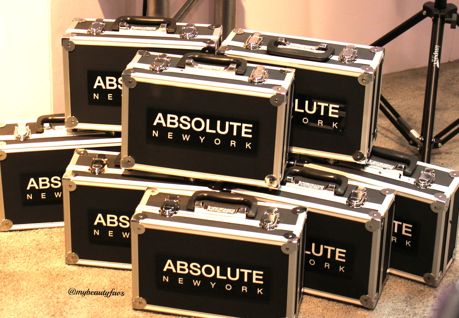 Absolute New York Booth