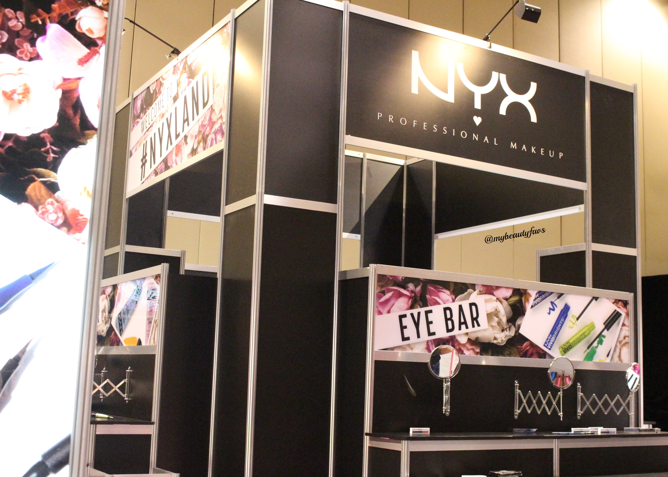 Nyx Booth