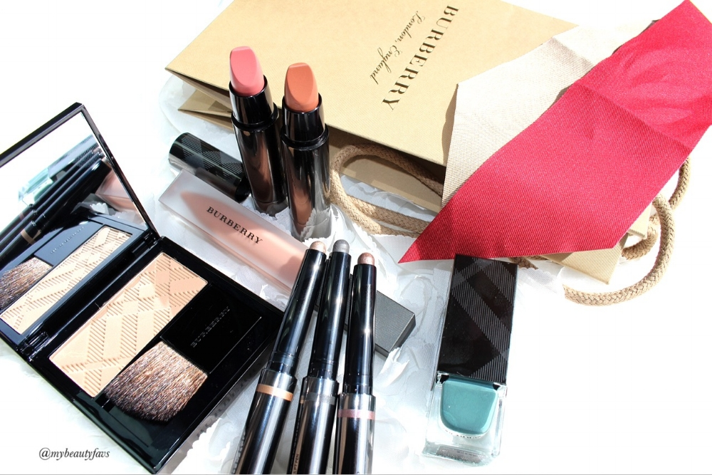 Burberry The Antique Nudes Collection