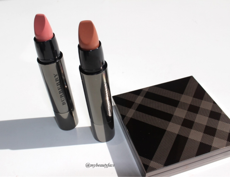 L-R: Nude Blush No.501 and Nude.505
