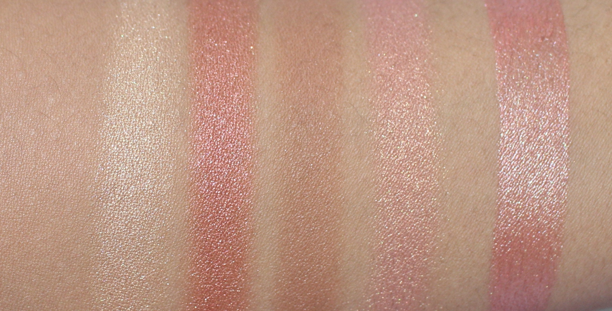 Lovegasm Face Palette and Pinkgasm Beauty Light Wand