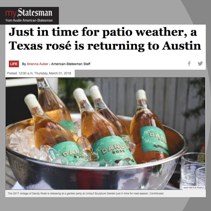 Austin-Statesman Dandy Rosé Wine Texas.png