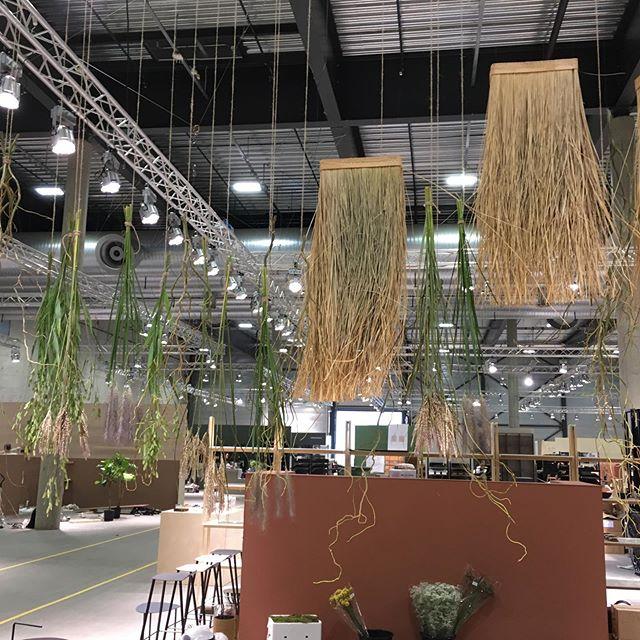 Oslo Design Fair åpner onsdag, vi er i rute. Masse nytt og spennende. #bobedreas #oslodesignfair2019 #oslodesignfair #linddna #stuffdesign #cathrineholmofnorway #tenderflame #lemus #lemusdk #erikbagger_as #aw2019 #novoform #crushgrind #newseason #enamel #environmentallyfriendly #futurethinking #recycled