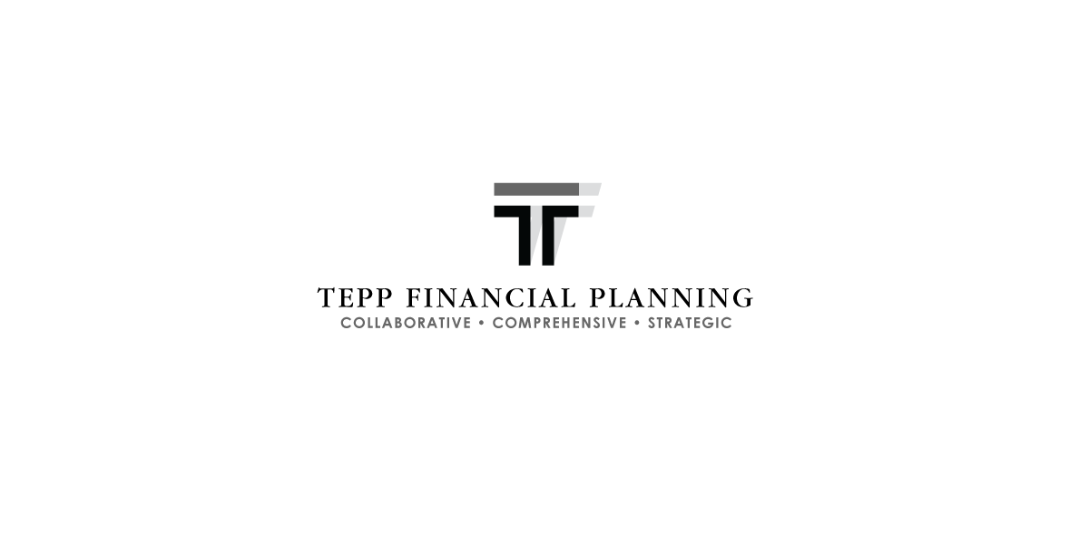 Doen Creative Logo design Tepp Financial Planning
