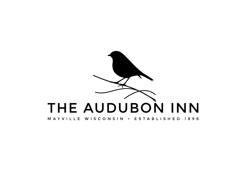 Doen Creative Logo design The Audubon Inn
