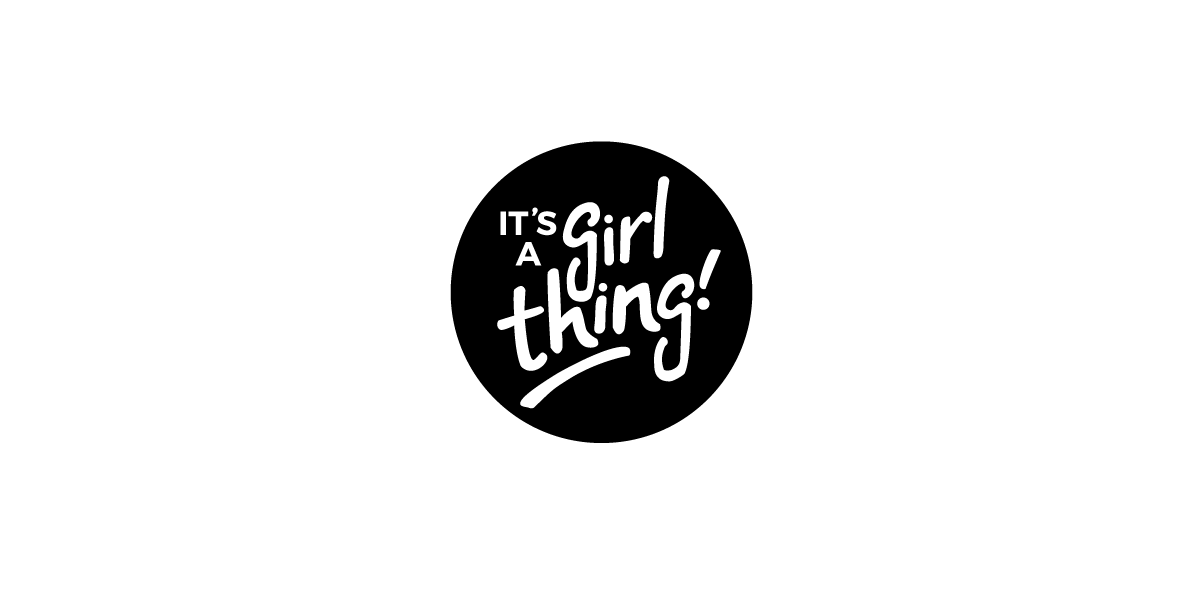 Doen Creative Logo design Its a Girl Thing