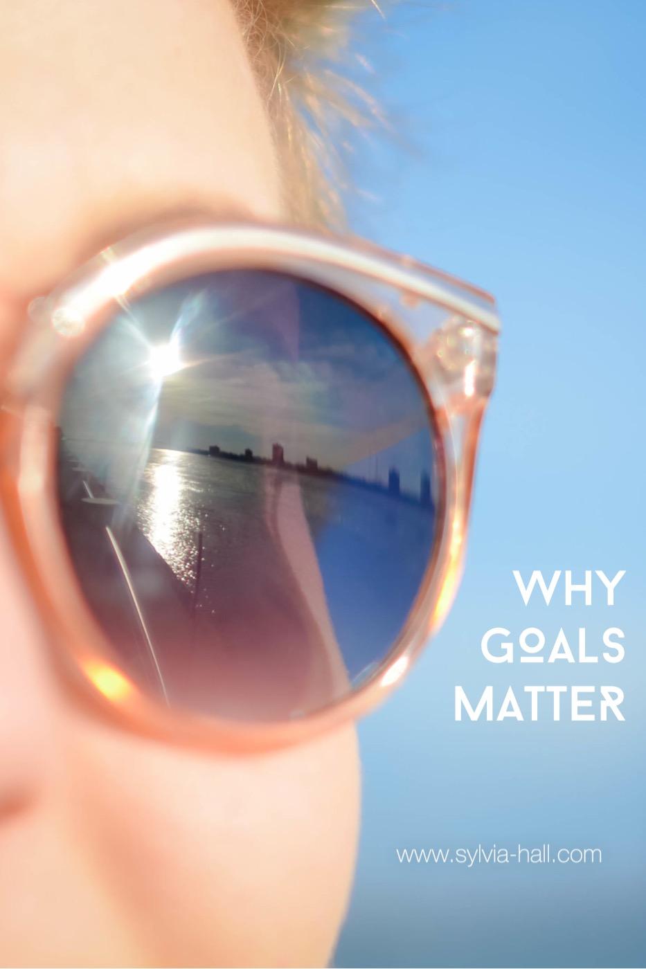 why goals matter