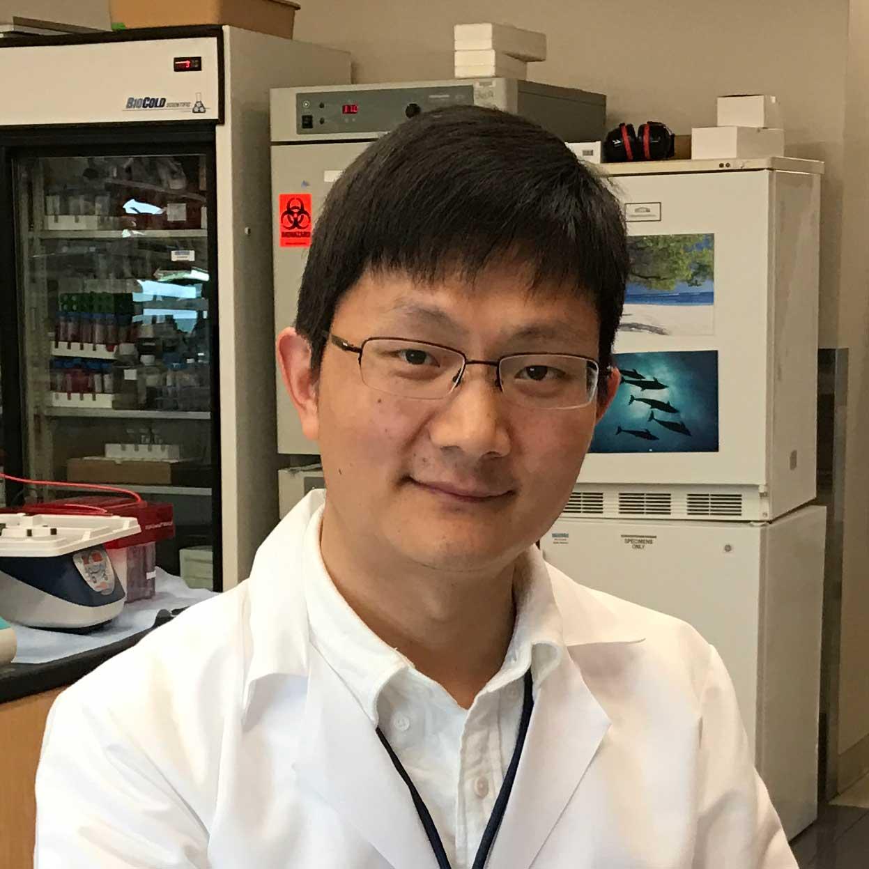 Nan Li, MD, PhD - Post doctoral researcher