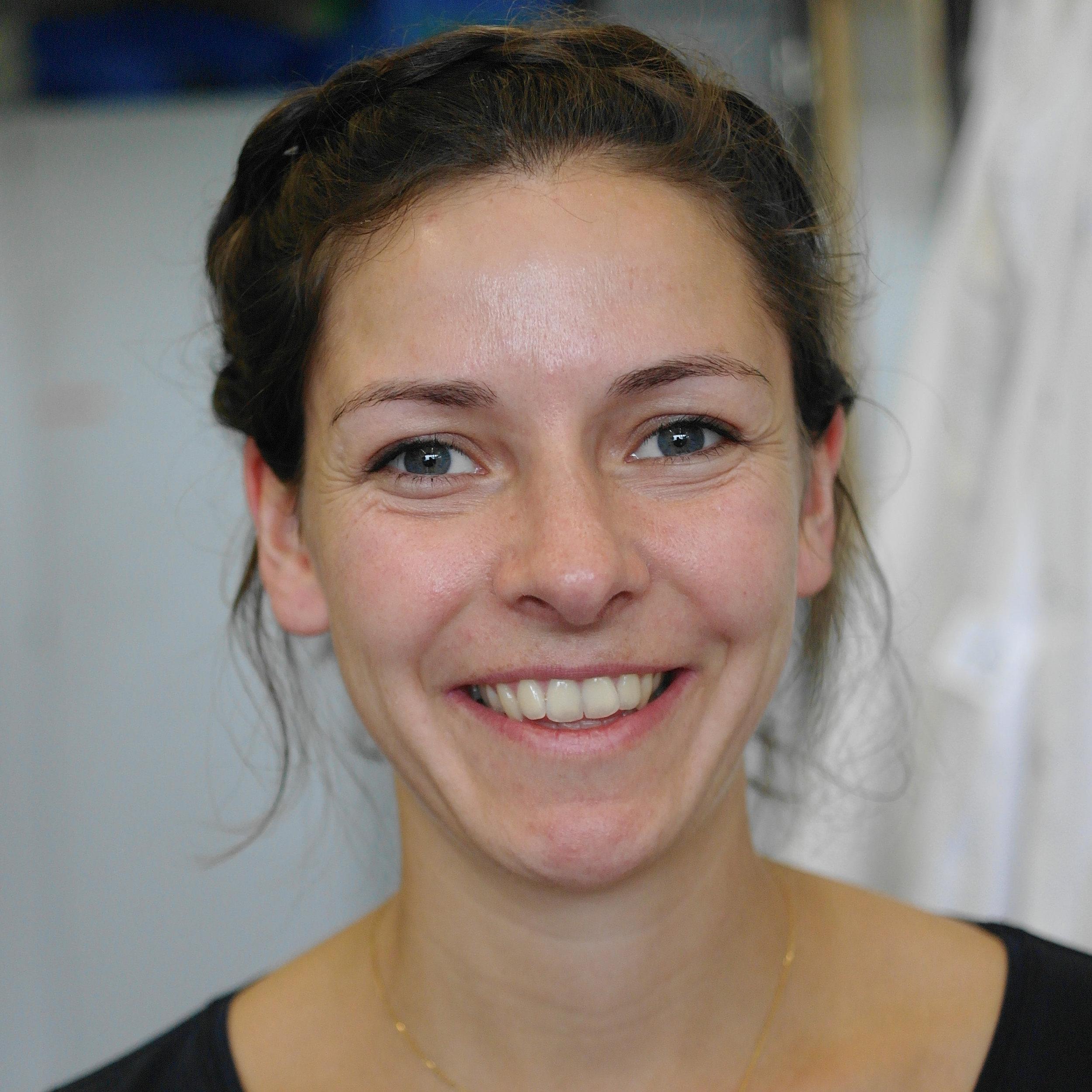 Melanie Jambeau, MS - PhD Student