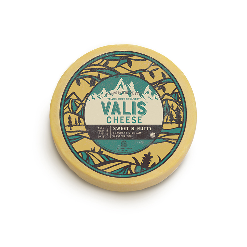 alpine cheese valli